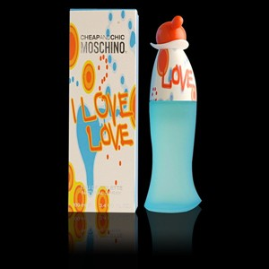 Imagen de CHEAP & CHIC I LOVE LOVE eau de toilette vaporizador 100 ml