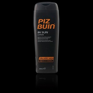 Imagen de PIZ BUIN IN SUN lotion SFP50+ very high 200 ml