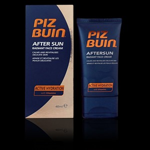 Imagen de PIZ BUIN AFTER-SUN intense face care 40 ml