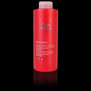BRILLIANCE shampoo coarse hair 1000 ml