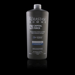 Imagen de HOMME CAPITAL FORCE shampooing anti-pellicules 1000 ml