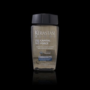 Imagen de HOMME CAPITAL FORCE shampooing anti-pellicules 250 ml