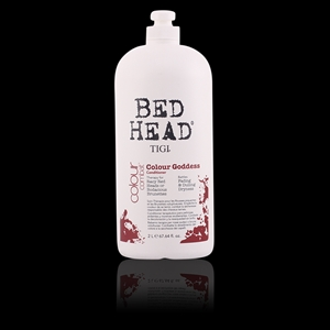 Imagen de BED HEAD COLOR GODDESS brunette conditioner 2000 ml