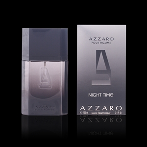 Imagen de AZZARO HOMME NIGHT TIME eau de toilette vaporizador 100ml