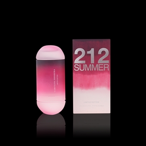 Imagen de 212 SUMMER 2013 limited edition eau de toilette vaporizador 60 ml